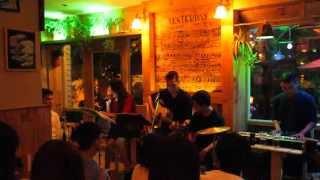 Đừng ngồi yên trong bóng tối - Acoustic - Cl Band