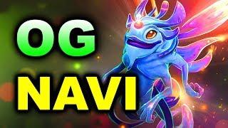 NAVI vs OG - FINAL VP Last Chance! - DreamLeague 8 MAJOR DOTA 2