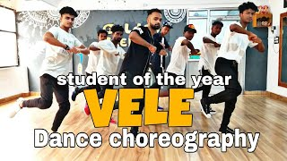 Vele | student of the year | Dance choreography | choreography amar | Golden steppers
