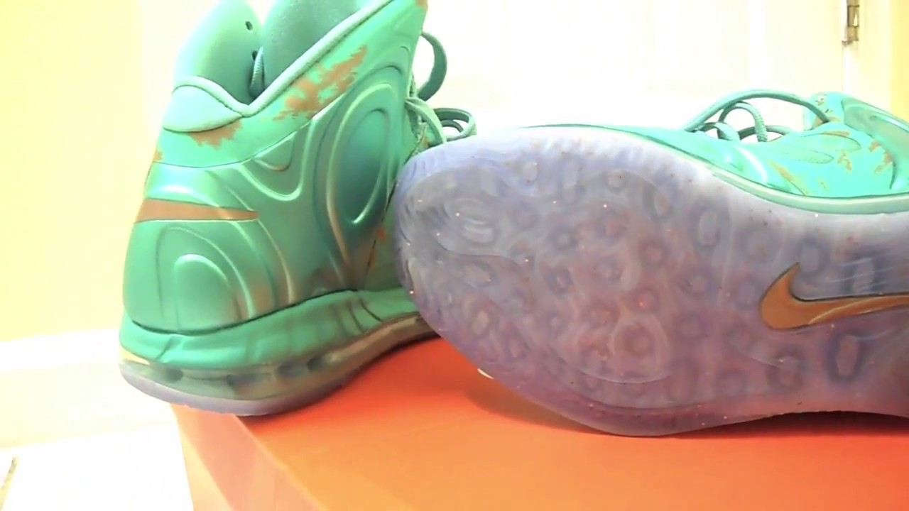Nike Hyperposite statue of liberty ON FEET ( HD ) - YouTube e44b22add