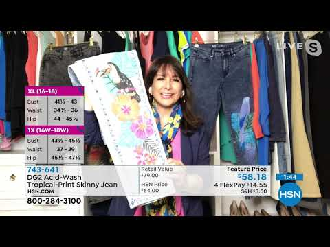 HSN   Obsessed with Style with Debbie D 05.13.2021 – 07 AM