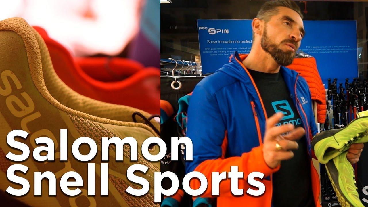 Salomon Ultra Test Snell Chamonix Sports Ride Pro Chaussures Sence AIxI76wrq