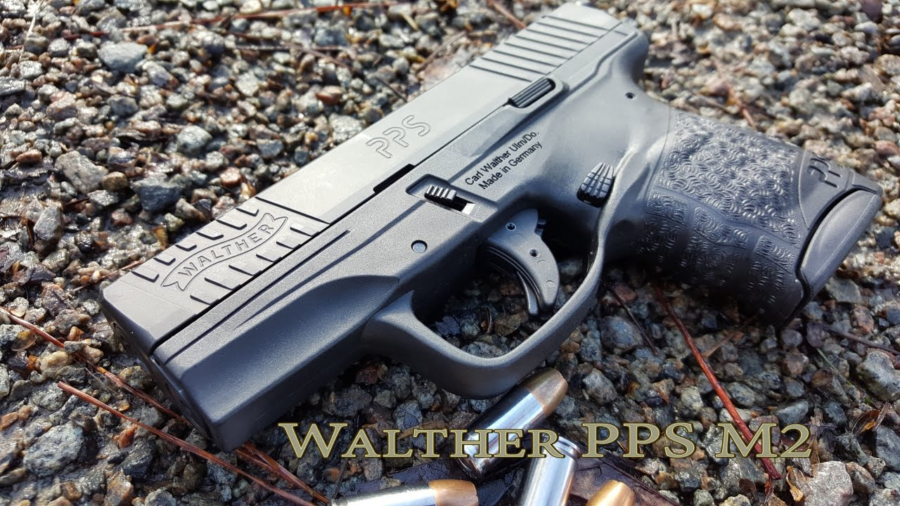 Walther PPS M2   The Ultimate Single Stack