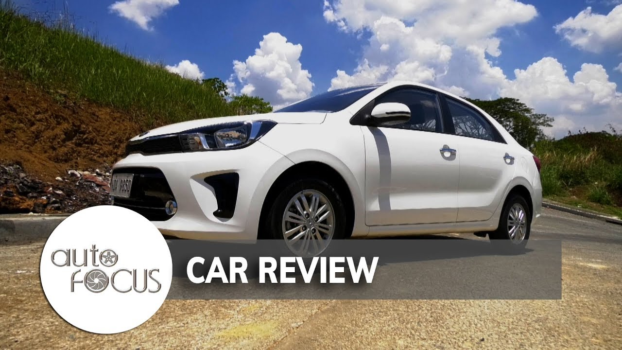 2019 Kia Soluto 1.4 EX A/T | Car Review