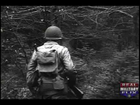 Raw but Terrific Footage from D-Day at Normandy through October 1944 (Part 2)