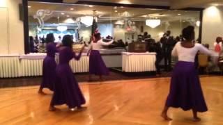 Rock Worshippers Praise Dance - We Must Praise - J. Moss