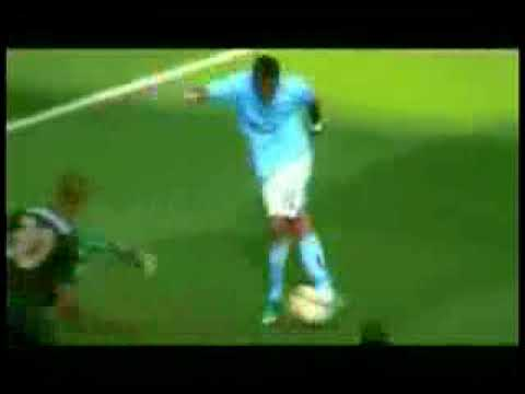 Robinho 2009/2010 Man City ! Skills & Tricks