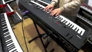 yamaha cp40 pianos acusticos demo na classic keyboards