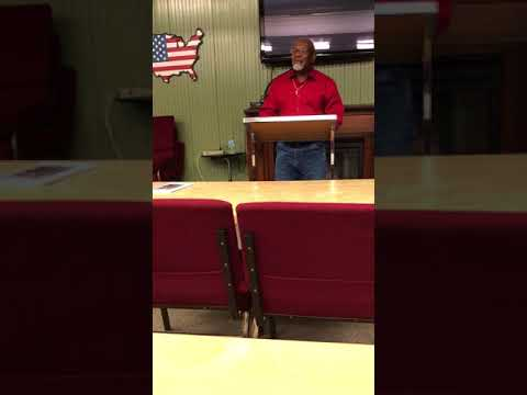 Pastor Ray Houston-True Believers Outlook Ministry