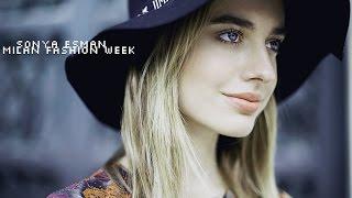 Sonya Esman x Milan Fashion Week. Thumbnail
