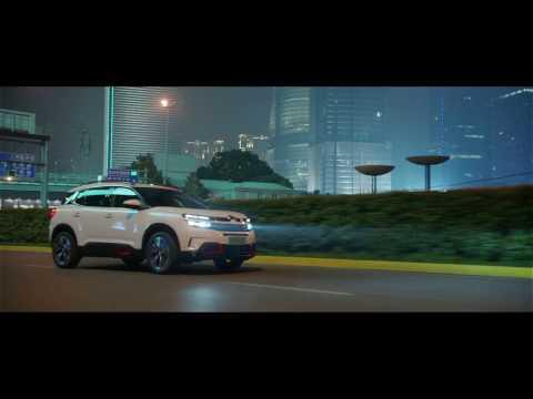 Citroen C5 Aircross video debut