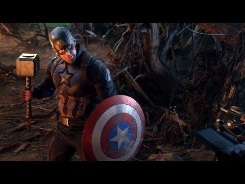 Filming Avengers: Endgame
