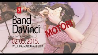Band DaVinci - Motori //4K WEDDING SONG//
