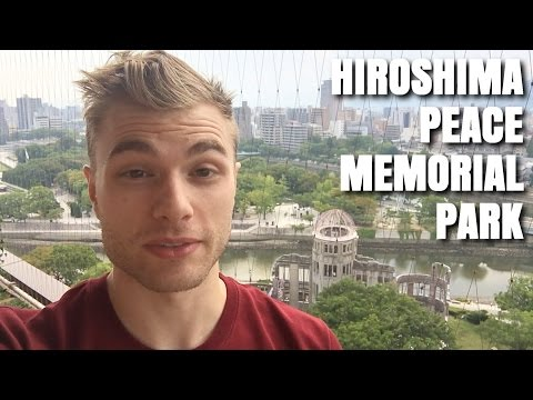 A Hauntingly Beautiful Visit to the Hiroshima Peace Memorial Park - Destination Jackson