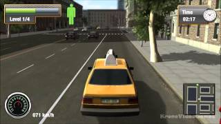 New York City Taxi Simulator Gameplay PC HD