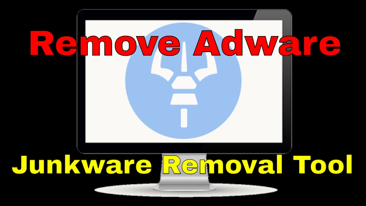 Remove Adware with JRT - Junkware Removal Tool - YouTube