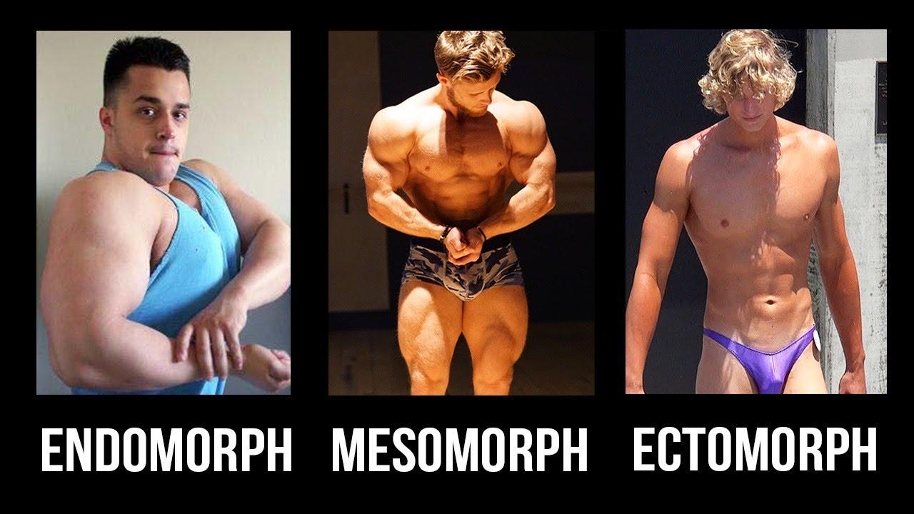 Ektomorphe Ernährung, um Muskelmasse zu gewinnen