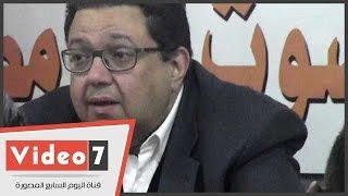 زياد بهاء الدين: المصرى الديمقراطى متمسك بأهداف يناير.. وشكرا لأبو الغار