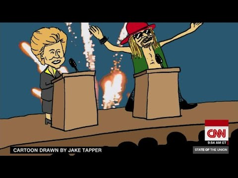 State of the Cartoonion: Kid Rock for Senate?