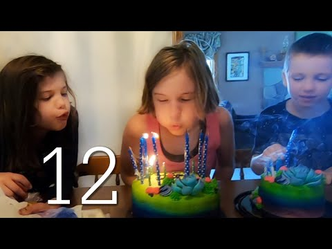 A 12th Birthday During a Pandemic