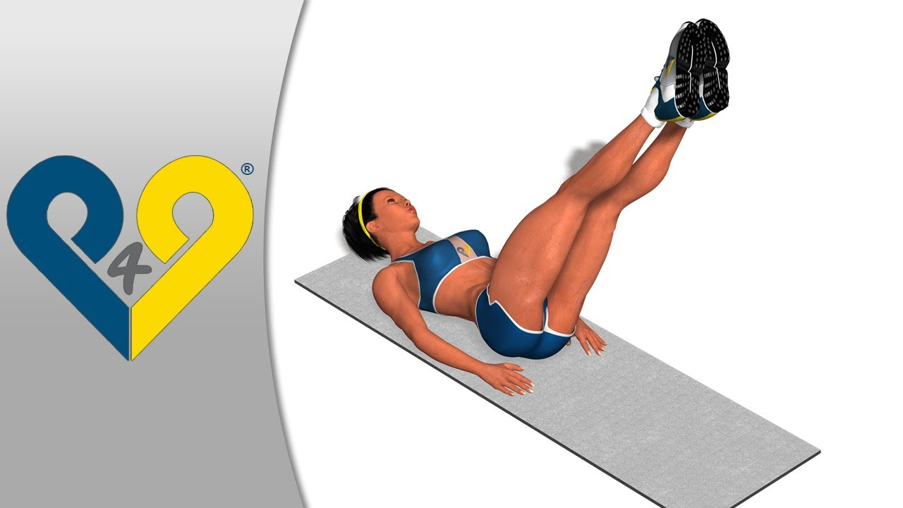 Best Exercise To Get Abs FAST, Six Pack   Floor Wiper   YouTube