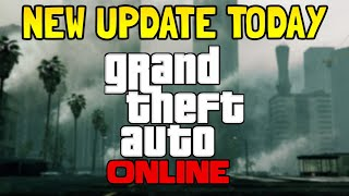 GTA Online NEW UPDATE TODAY! Everything That Was Included & Fixed!