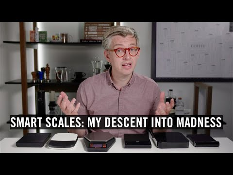 The Best Smart Coffee Scale