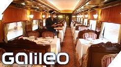 Maharaja-Express: Die luxuriöseste Zugreise der Welt | Galileo | ProSieben