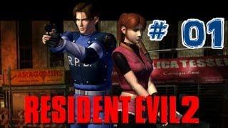 Resident Evil 2 - Gameplay ITA (parte 01)