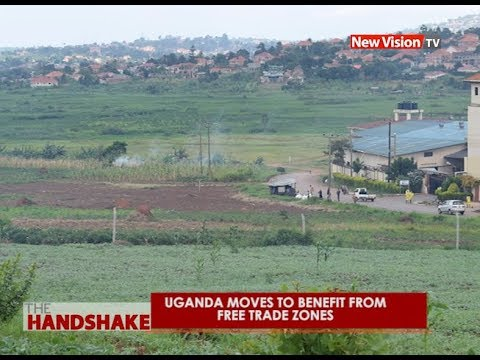 Uganda moves to benefit from free trade zones