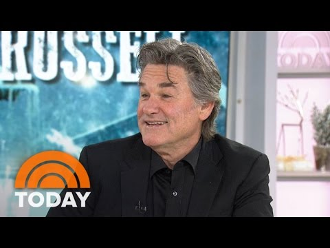 Kurt Russell: I Don't Like Fake Sex In Movies | TODAY