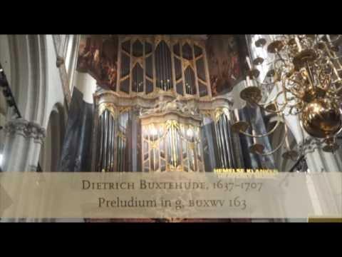 Bernard Winsemius (organ) at the main organ of the Nieuwe Kerk, 19 Aug. 2016, Amsterdam