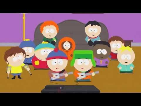 South Park S11E13  Guitar QueerO  You Are Fags