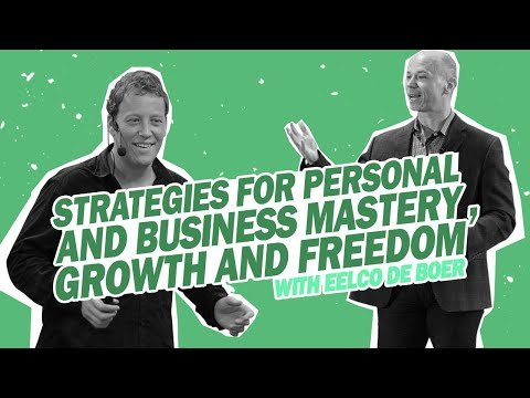 Productivity & How to Grow a Successful Business with Eelco De Boer and Dan Kuschell