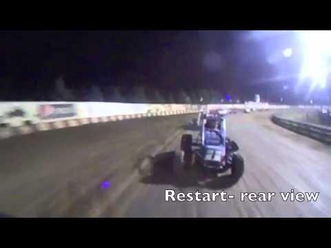Angell Park Speedway Powri Midget Onboard