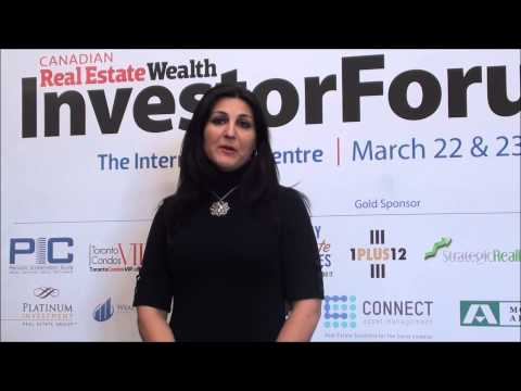 Money Gate Corp. at the Canadian Real Estate Wealth Investor Forum March 22-23, 2014