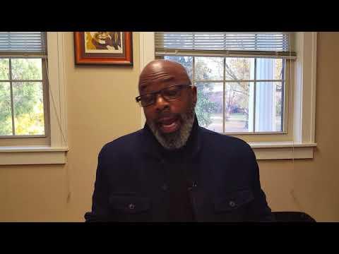 Preston Foster Interview, part 1  Doug Jones'  Underground Railroad  Stratagem