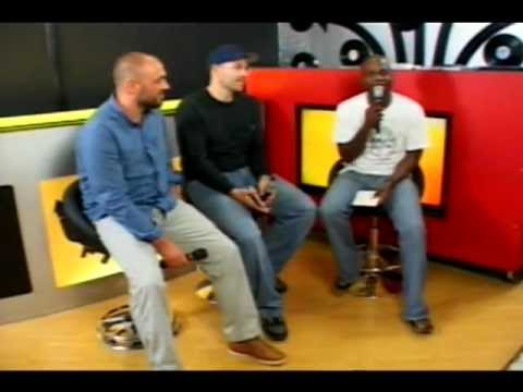 Silly Walks Discotheque Interview @ Hype TV Jamaica - Oct. 2012