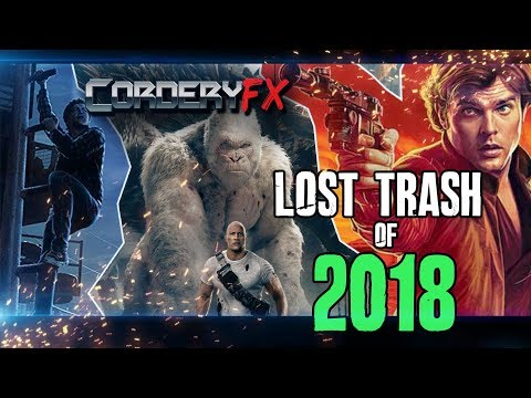CorderyFXs LOST TRASH of 2018