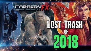 CorderyFX's LOST TRASH of 2018