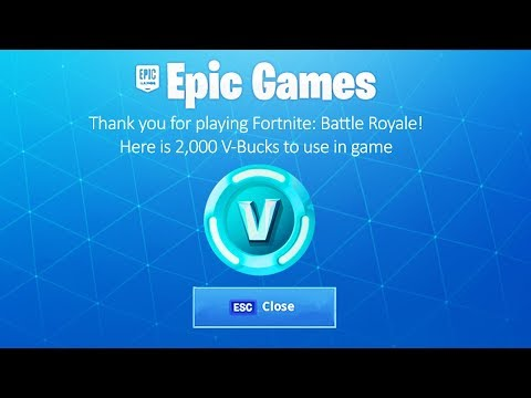 How to Get Free V-Bucks in Fortnite 2019