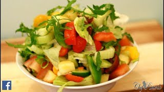 Pineapple Salad For Weight Loss On Detoxing Your Body Summer Recipes | Recipes By Chef Ricardo