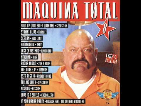 Maquina Total 8 (CD 1) 09 - Molella feat Outhere Bros - If You Wanna Party