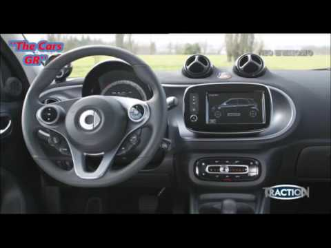 Traction~Smart Fortwo Electric Drive 2017 Test