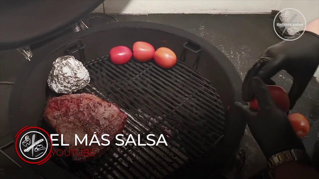 Salsa Con Chile Japones Youtube