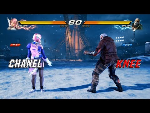 Knee vs. Chanel | Grand Finals | TEKKEN 7 @ The Mixup 2018