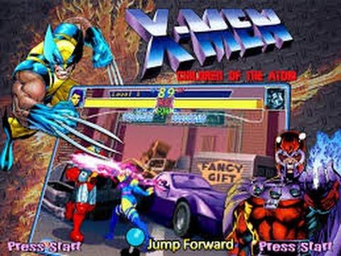 x men children of the atom arcade youtube