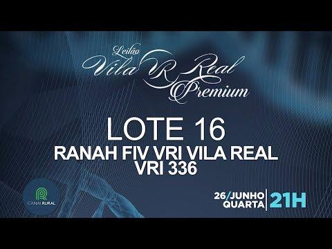 LOTE 16 (VRI 336)