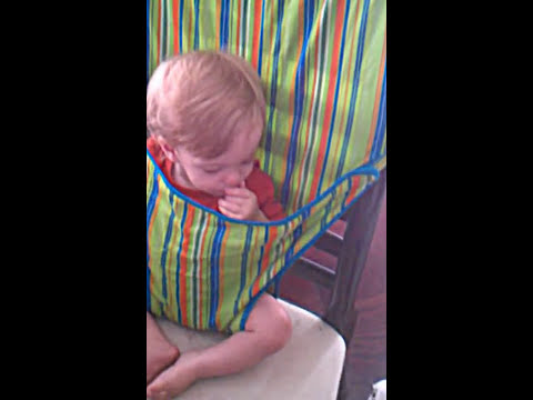 Cool Baby Feeding Chair Sling