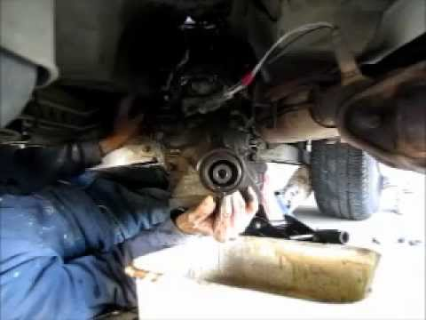 Ford Expedition Starter Diagram 1999 Nissan Maxima Exhaust System Ranger Transmission Removal - Quick And Easy Youtube